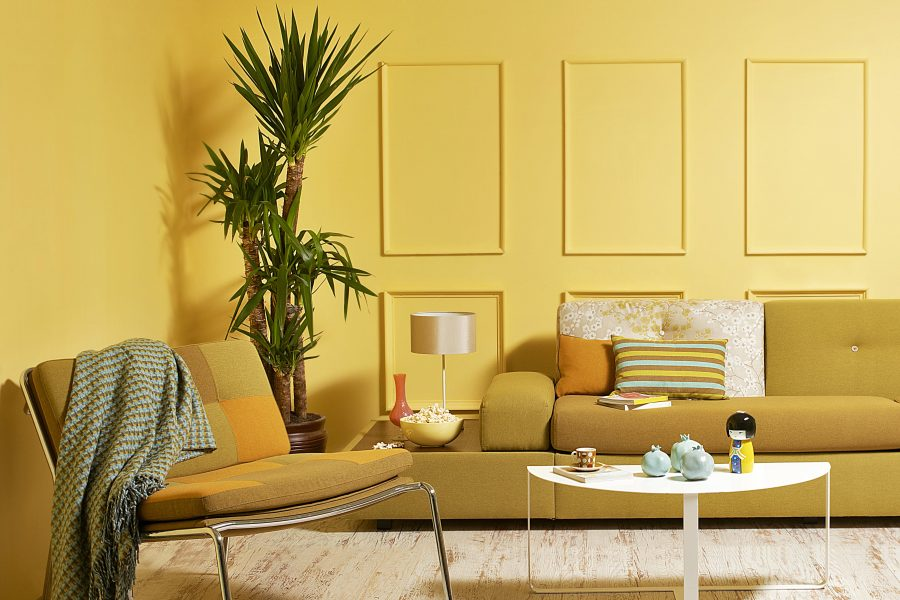 Choose the right luxury paints for your living room