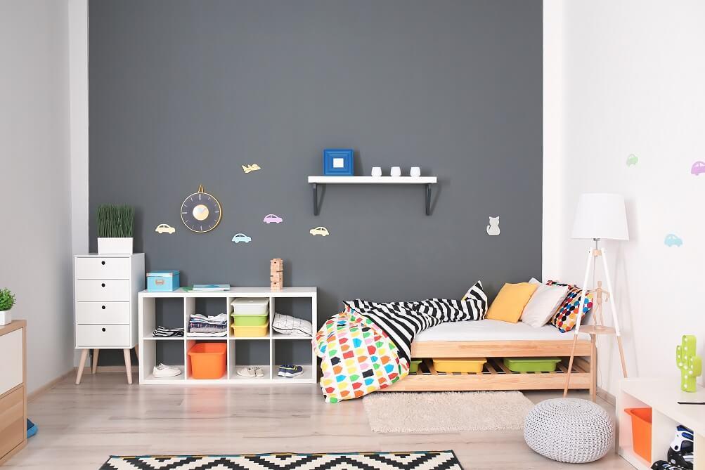 Top 10 Paint Ideas for your Children's Bedroom